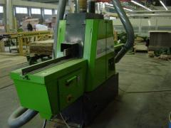 Gang saws for production of Lamels, import