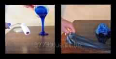 Liquid plastic (analog of LiquiFoil)