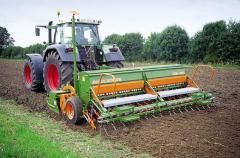 Seeder grain hinged Amazone D9-60 Super