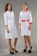 Медицинские халаты для врачей