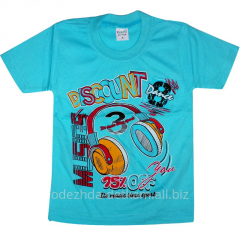 Футболка для мальчика Music арт. 285