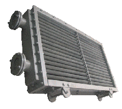 Air coolers of the VO type