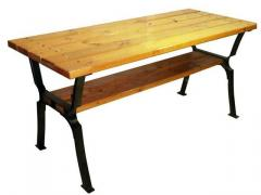 Мебель деревянная садовая, Мебель деревянная