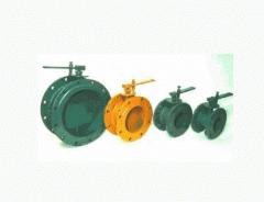 Заслонки дроссельные ЗД-15...ЗД-500 для плавного