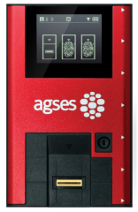 The myAGSES service - AGSES card token