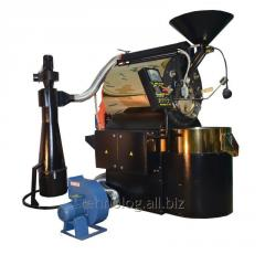 Roasters for frying of coffee