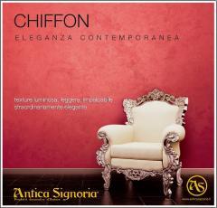 Декоративный материал CHIFFON  для отделки