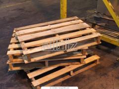 Поддоны деревянные новые и б\у