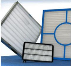 Air corrugated filter (FVG)