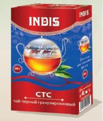 "TM ""INDIS"", Tea black long leaf"