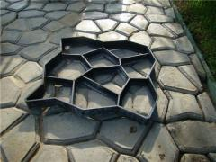 Form for garden paths 600*600*60
