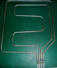 El electrocalentador tubular para zharovochnyh de