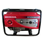 Gasoline-driven generator, power plant petrol