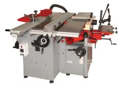 Five-operational woodworking machine of K5 260VF