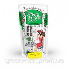 Green life зеленый кофе с имбирем для похудения