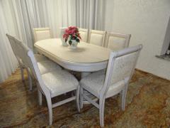 Столы и стулья кухонные, барные, письменные