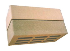 Кирпич облицовочный торговой марки 'Литос'