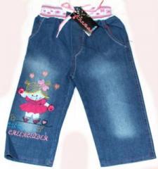 Детские джинсы в розницу по оптовым ценам