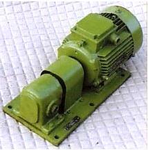 Installations pump (units pump) with gear pumps