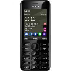 Мобильный телефон Nokia 206 Dual SIM (black)