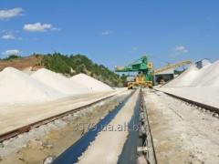 Песок формовочный 1К1О102, 2К2О102, 3К2О102,