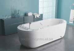 Bathtub balneological VEGA