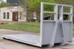 Container platform