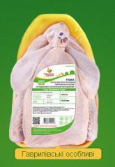 Мясо цыплят-бройлеров тм гавриловские курчата