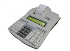 Cash register Datecs MP-50, Kharkiv