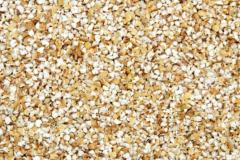 Barley grits in bags of 5025 kg