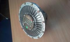 Вискомуфта вентилятора Iveco Eurostar, Eurotech,
