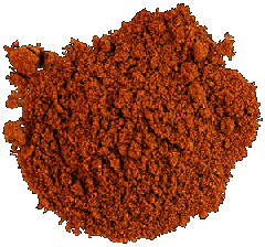The siliculose paprika ground (Chile)