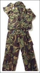 Camouflage English form of NATO
