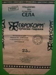 Бумажные пакеты для пищевой продукции