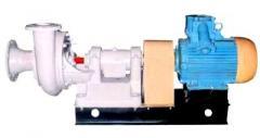 SLURRY (PULPOVYE) PGN HORIZONTAL ELECTRIC PUMP