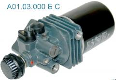 Dehumidifier of A01.03.000B compressed air (bus)