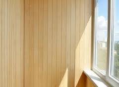 Lining wooden Kiev
