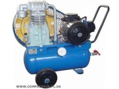 Compressor mobile C412M, KM1