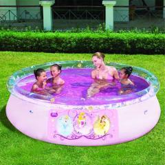 Детский надувной бассейн с аппликацией...