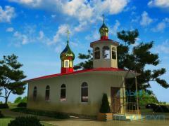 Церкви,  часовни. Церковь 02