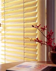 Blinds aluminum horizontal 25 mm. (Germany)