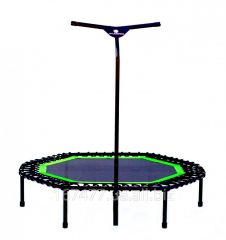 Trampoline pass with the SkyJumping handle