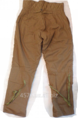 Wadded trousers army ART-3303