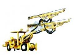 Установка буровая шахтная УБШ-227