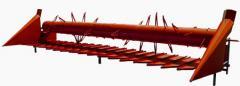 Приспособление для уборки подсолнечника ПСН(А)-9,1