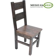 Semi-antique furniture - a chair
