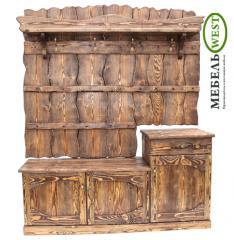 Мебель под старину, Прихожая под старину