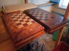 Нарды, шахматы ручной работы