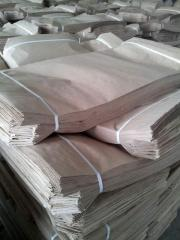 Packaging paper: bags, packages to wholesale, the