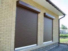Rolleta protective for windows